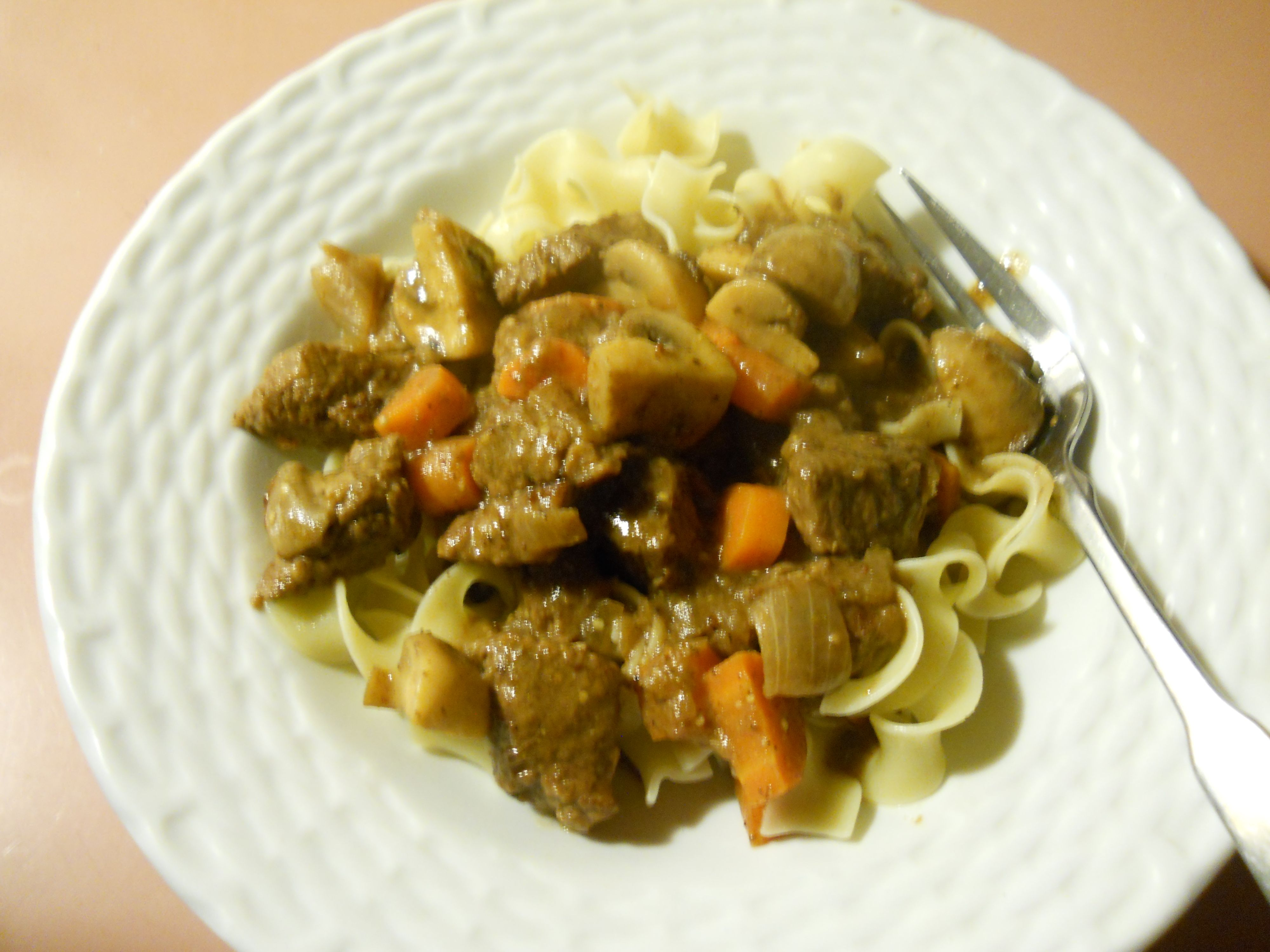 ... 2012 Cooking Challenge: Dijon Stew with Cognac | My Vermont Kitchen