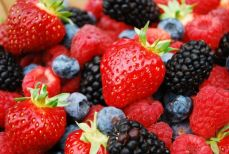 Image result for summer berries
